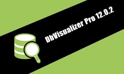 DbVisualizer Pro 12.0.2