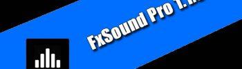 FxSound Pro 1.1.3.1