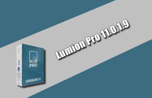 Lumion Pro 11.0.1.9 Torrent