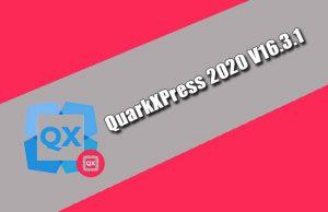 QuarkXPress 2020 V16.3.1