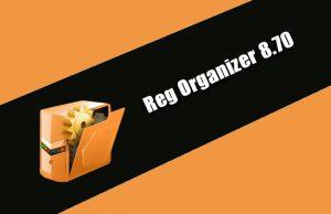 Reg Organizer 8.70