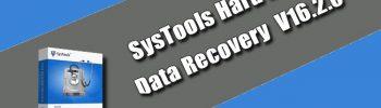 SysTools Hard Drive Data Recovery 16.2.0