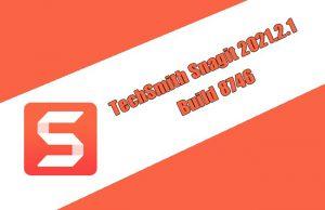 TechSmith Snagit 2021.2.1 Build 8746