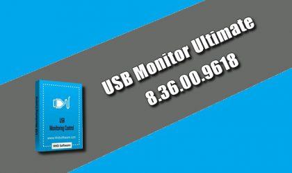 USB Monitor Ultimate 8.36.00.9618