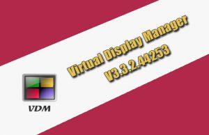 Virtual Display Manager 3.3.2.44253