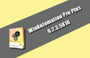 WinAutomation Pro Plus 9.2.3.5816