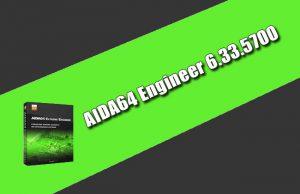 AIDA64 Engineer 6.33.5700