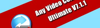 Any Video Converter Ultimate 7.1.1