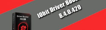 IObit Driver Booster Pro 8.4.0.420
