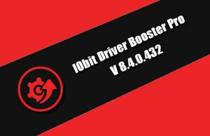 IObit Driver Booster Pro 8.4.0.432