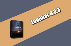 Luminar 4.3.3