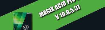 MAGIX ACID Pro Suite 10.0.5.37