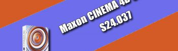 Maxon CINEMA 4D Studio S24.037
