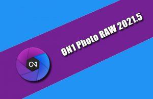 ON1 Photo RAW 2021.5