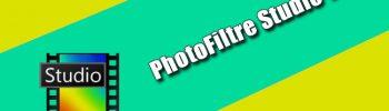 PhotoFiltre Studio 11