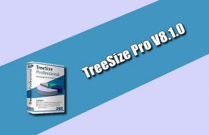 TreeSize Professional 8.1.0