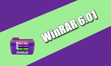 WinRAR 6.01