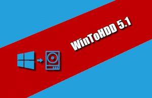 WinToHDD 5.1