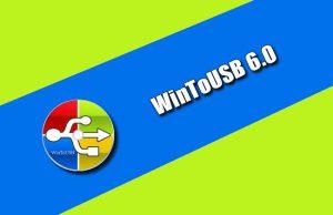 WinToUSB 6.0 Torrent