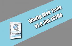 WinZip Disk Tools 1.0.100.18396