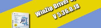 WinZip Driver Updater 5.36.0.18
