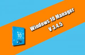 Windows 10 Manager 3.4.5 Torrent