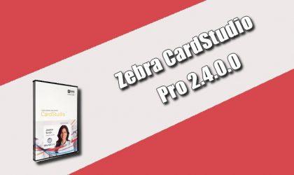 Zebra CardStudio Pro 2.4.0.0