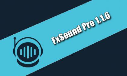 FxSound Pro 1.1.6
