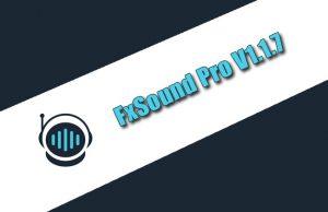 FxSound Pro 1.1.7 Torrent