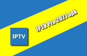 IPTV Pro 2021 apk