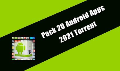 Pack 20 Android Apps 2021 Torrent