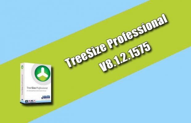TreeSize Professional 8.1.2.1575