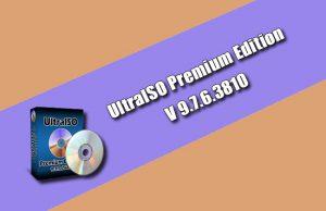 UltraISO Premium Edition 9.7.6.3810