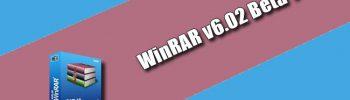 WinRAR v6.02 Beta 1