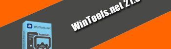 WinTools.net 21.3 Torrent