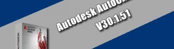 Autodesk AutoCAD 2022 v30.1.51