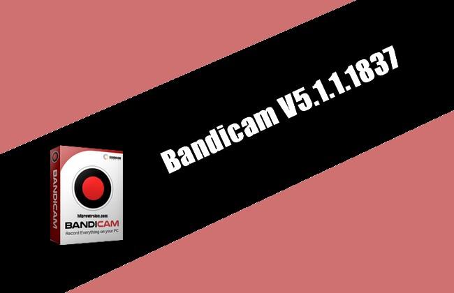Bandicam 2021 Torrent