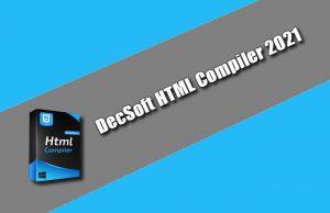 DecSoft HTML Compiler 2021 Torrent
