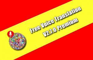 Free Voice Translation Premium apk