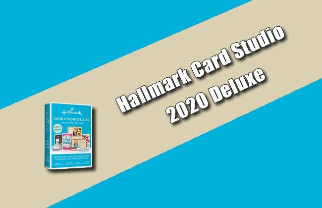 Hallmark Card Studio 2020 Deluxe Torrent