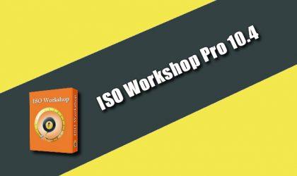ISO Workshop Pro 10.4 Torrent