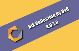Nik Collection by DxO 4.0.7.0
