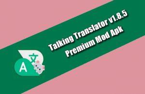Talking Translator v1.8.5 Premium Mod Apk