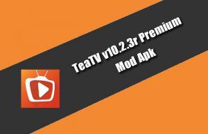 TeaTV v10.2.3r Premium Mod Apk