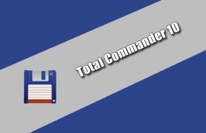 Total Commander 10