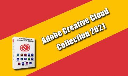 Adobe Creative Cloud Collection 2021