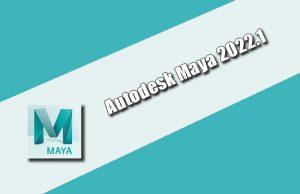 Autodesk Maya 2022.1 Torrent