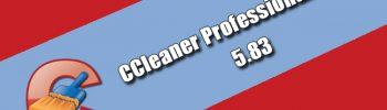 CCleaner Professional Plus 5.83