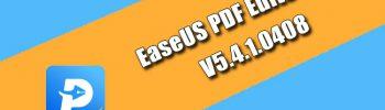 EaseUS PDF Editor Pro 2021 Torrent