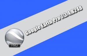 Google Earth Pro 7.3.4.8248